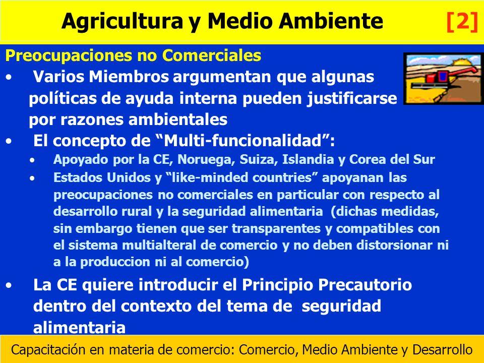 Agricultura y Medio Ambiente [2]